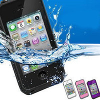 [grdx02177]Aqua Iphone Case For Iphone 4/4s