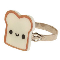 Feeling Just Bread-ful Ring