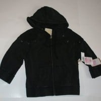 Amazon.com: Designer's Closet by Billibong Girl's/Women's Hoodie - Size: Small - Charcoal: Clothing