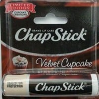 Amazon.com: ChapStick Velvet Cupcake, 0.15oz: Health & Personal Care