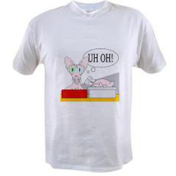 Uh Oh Value T-shirt> Uh oh> Another Round of Beer Designs