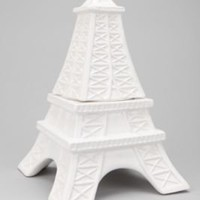 Eiffel Tower Cookie Jar
