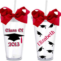 Class of 2013  Personalized  Acrylic Double by ZuZusPetalsGifts