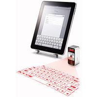 Cube Laser Virtual Keyboard for iPad &amp; iPhone