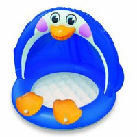 Intex Penguin Baby Pool: Toys & Games