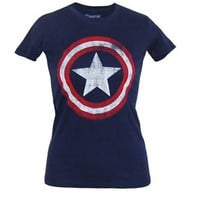 Captain America Logo Junior