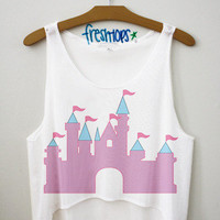 Princess Lifestyle Crop Top | fresh-tops.com