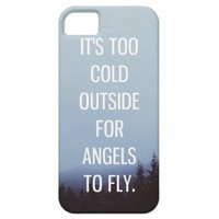 Scenic Quote iPhone 5 Case from Zazzle.com