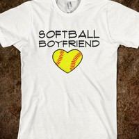 Softball Boyfriend T-shirt