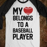 My Heart Belongs to a Baseball Player - Hard Ball