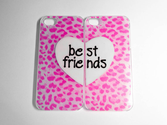Best Friends iPhone 4/4S cases by from VanityCases on Etsy ...