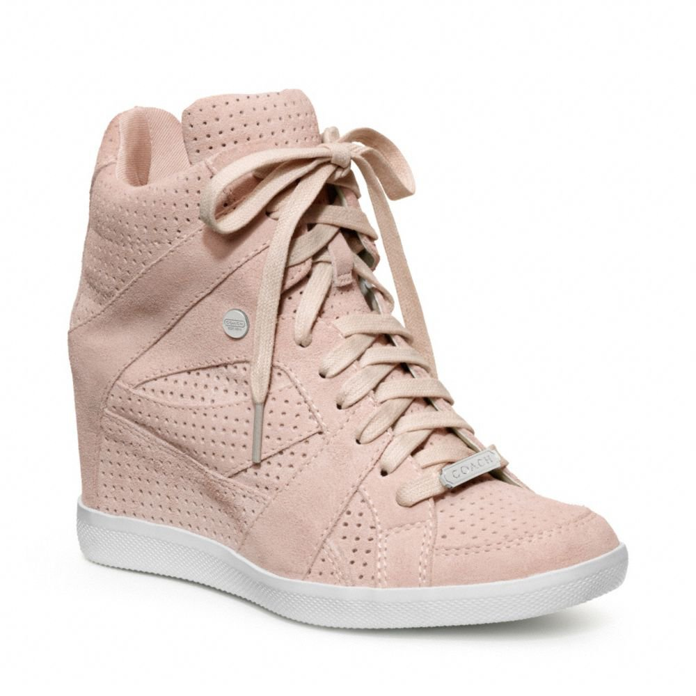 coach wedge sneaker from coach shoes
