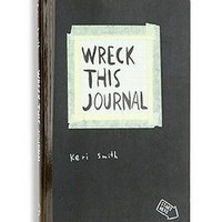 UrbanOutfitters.com &gt; Wreck This Journal by Keri Smith