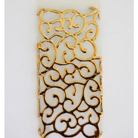 Gold Vine iPhone5 Cover