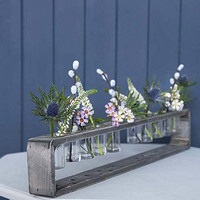 pippin greywood flower rack by rowen &amp; wren | notonthehighstreet.com