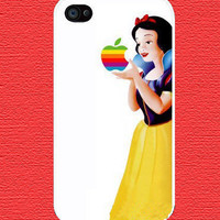 Personalized Snow White Case, for Phone 5 iphone 5 Pattern Print iphone hard case for iphone 5, iphone 5-plastic Iphone cover