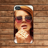 iphone 4 case,iphone 4s case,iphone 4 cover--Lana,in plastic or silicone case
