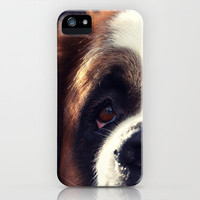 Happiness is My Dog iPhone Case by RDelean