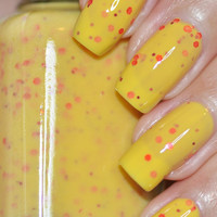 Itsy Bitsy Yellow Nail Polish 15ml (.5oz)