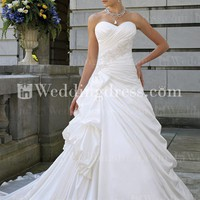 Beach Bridal Gowns,Summer Dresses For Weddings