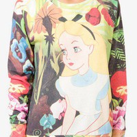 Alice In Wonderland™ Pullover | FOREVER 21 - 2019245732