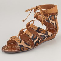 Sam Edelman Dante Haircalf Sandals | SHOPBOP