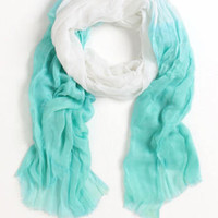 Kirra Long Dip Dye Scarf at PacSun.com