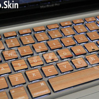WoodMacbook decal Macbook Keyboard Decal Macbook by MaMoLIMITED