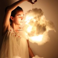 DIY Cloud Lights for your Wedding. ~ Wedding High