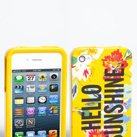 kate spade new york 'hello sunshine' iPhone 5 case | Nordstrom