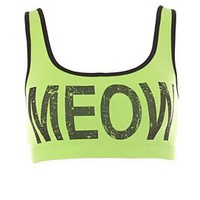 Meow Sports Bra - 300319