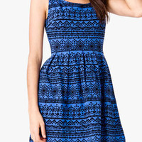 Tribal Inspired Dress | FOREVER 21 - 2037199011