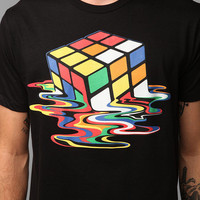 Urban Outfitters - Melted Cube Tee