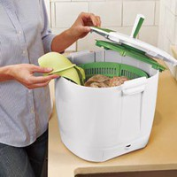 Laundry Pod, Countertop Washtub, Salad Spinner Laundry Tub | Solutions