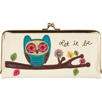 Owl Kiss Lock Wallet 175960150