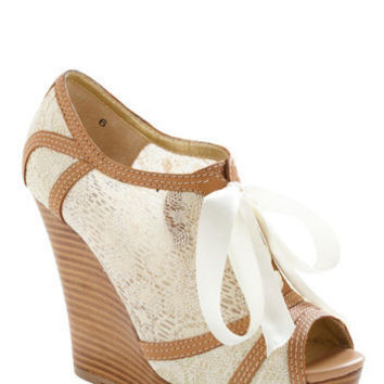 Harmony Wedge | Mod Retro Vintage Wedges | ModCloth.com