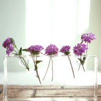 Hudson 5-hole Wall Vase By Chive