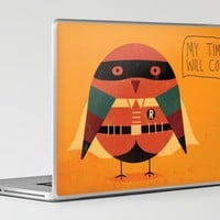 Bitter Robin Laptop &amp; iPad Skin by Farnell | Society6