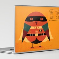 Bitter Robin Laptop & iPad Skin by Farnell | Society6