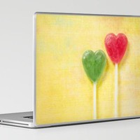 I love you lollipops Laptop & iPad Skin by Elke Vogelsang | Society6