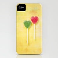 I love you lollipops iPhone Case by Elke Vogelsang | Society6