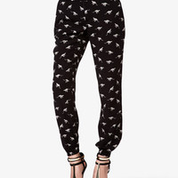 Cheetah Print Harem Capris | FOREVER 21 - 2037151709
