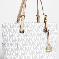 Women's MICHAEL Michael Kors 'Jet Set Signature' Tote