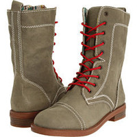 Steve Madden 4 The Cool People Coralyn Brown Leather - 6pm.com