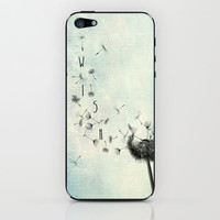 Wish iPhone & iPod Skin by Ally Coxon | Society6