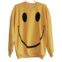 Smile Sweatshirt (Select Size)