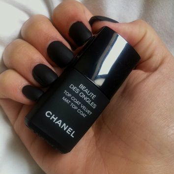Chanel Beaute Des Ongles Mat Top Coat 13ml/0.4oz