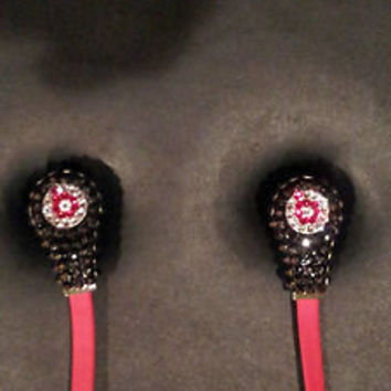 SWAROVSKI CRYSTAL BEATS BY DRE  TOUR EARBUDS