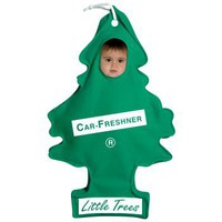 Little Trees Car Freshner Infant Costume
