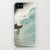 The Wave  iPhone Case by Bree Madden